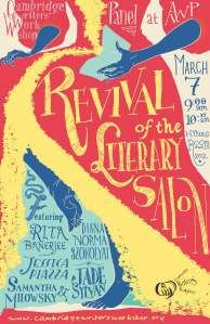 CWW-March7RevivalofLiterarySalon